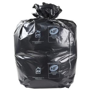 Carton de 100 sacs poubelles 130l pour dechets lourds