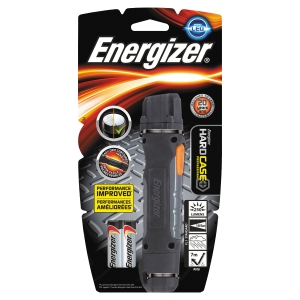 TORCHE ENERGIZER HARD CASE PRO PROJECT PLUS 4AA
