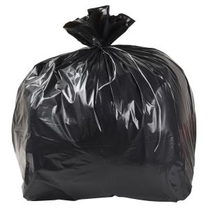 Carton de 200 sacs poubelles 100l pour dechets lourds