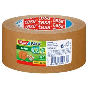 Rouleau adhésif d emballage kraft Tesa 50 mm x 50 m