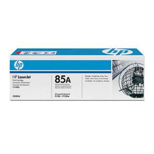 CARTOUCHE LASER ORIGINALE HP LASERJET P1102 NOIRE CE285A