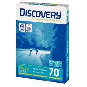 Discovery papier A3 70 gramme blanc - ramette de 500 feuilles