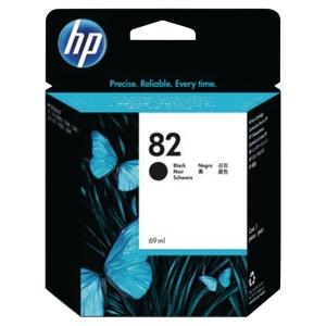 Cartouche d encre HP 82 - CH565A - noire
