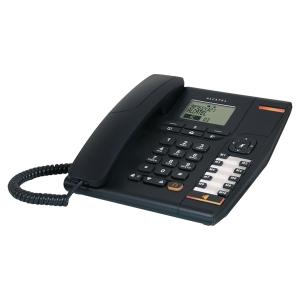Téléphone filaire analogique Alcatel temporis 880 noir