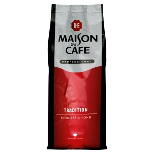 Paquet de 1 kg de café tradition 100% robusta moulu
