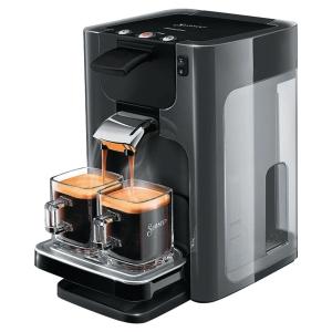 Machine à café Senseo Quadrante - HD7860/61 - noire