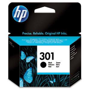 Cartouche d encre HP 301 - CH561EE - noire