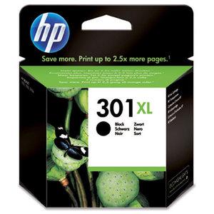 Cartouche d encre HP 301XL - CH563EE - noire