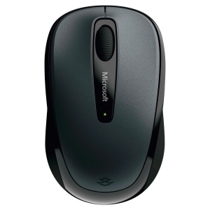 SOURIS SANS FIL MICROSOFT MOBILE MOUSE 3500 LOCKNESS GRIS GMF-00289