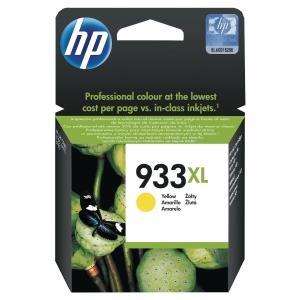 Cartouche d encre HP 933XL - CN056AE - jaune