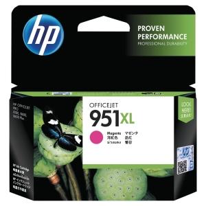 Cartouche d encre HP 951XL - CN047AE - magenta