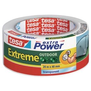 Ruban de reparation toile transparent extra power extreme Tesa 48mmx20m
