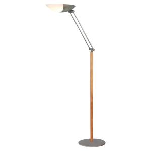 Lampes fluorescentes - Lampadaire bras articule ...