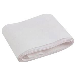 Pansement adhésif à découper non tissé 1 m x 6 cm blanc