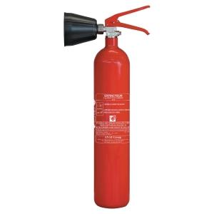 EXTINCTEUR A GAZ CARBONIQUE GLORIA KS2 CO2 2KG