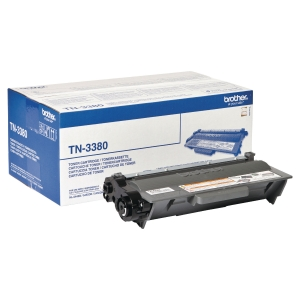 Cart. de toner Brother TN-3380 pour HL-5440/5470, noir