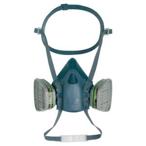 3M 7502 REUSABLE HALF FACE MASK RESPIRATOR