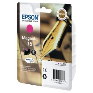 Cartouche d encre Epson 16 - magenta