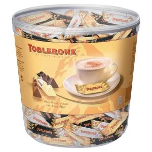 Boite de 904g de mini toblerone