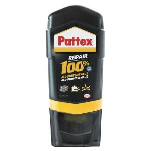 COLLE PATTEX 100% MULTI USAGES LIQUIDE POUR TOUS MATERIAUX RESISTE A L EAU 50G