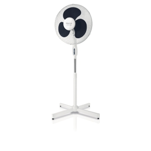 Ventilateur sur pied 40cm coloris aleatoire