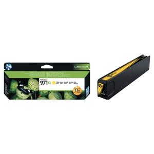 Cartouche d encre HP 971XL - CN628AE - jaune
