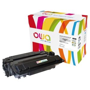 Cartouche de toner Owa compatible équivalent HP 55X - CE255X - noire