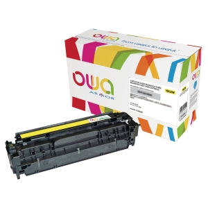 TONER OWA CE412A 2600 PAGES JAUNE K15582OW