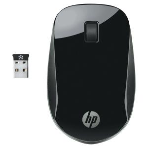 SOURIS SANS FIL LASER HP Z4000 USB NOIR BRILLANT