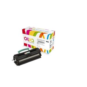 Cartouche de toner Owa compatible équivalent Lexmark E250A21E/E250A11E - noire