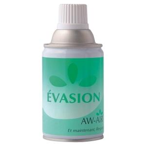 Recharge desodorisant pour diffuseur aw air senteur evasion pomme 250 ml