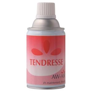 Recharge desodorisant pour diffuseur aw air senteur tendresse jasmin 250 ml