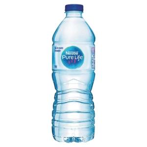 Carton 24 bouteilles d eau nestle pure life 50cl