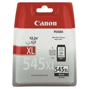 Cartouche d encre Canon PG-545 XL BK - noire