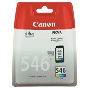 Cartouche d encre Canon CL-546 - 3 couleurs