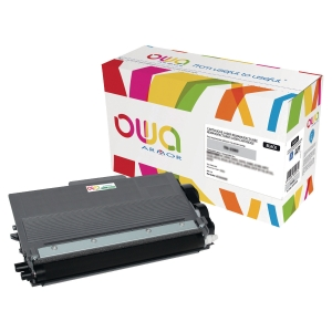 TONER OWA BROTHER TN3380 8000 PAGES NOIR K15545OW