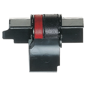 Ruban Armor compatible équivalent N°35/Epson IR40T - noir/rouge - par 5