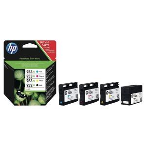 COMBO PACK ORIGINAL JET D ENCRE HP 932XL/933XL C2P42AE