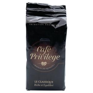 Paque de 250g de café privilege classique moulu