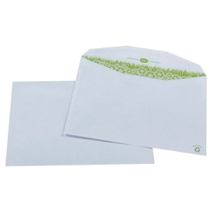 500 enveloppes recyclees extra blanches mise sous pli c5 162x229 80g gommées