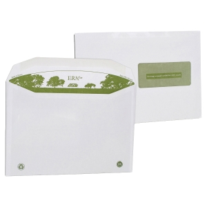 250 enveloppes extra blanches mise sous pli f105x50 c4 229x324 90g gommees