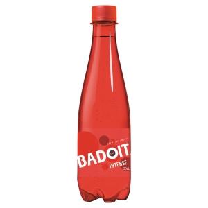 Carton de 6 bouteilles d eau gazeuse badoit rouge 50cl