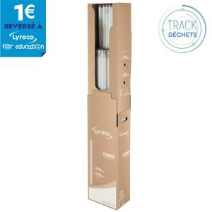 Carton de récupération pour ampoules Tubibox