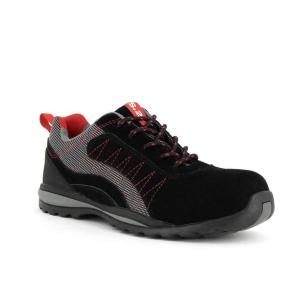 Paire de chaussures mixte S24 Zephir S1P basses noires P 40