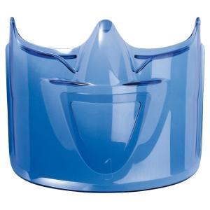 Visière de protection Bollé Visor Atov pour lunette masque Atom bleue