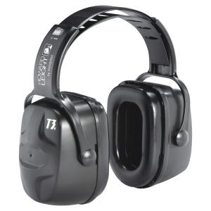 Casque anti-bruit serre-tête Thunder T3 SNR 36 dB noir