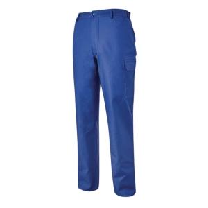 Pantalon de travail New Pilote en coton bleu taille 4