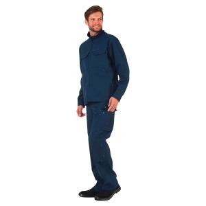 Pantalon Muzelle Dulac Action Work - bleu - taille 1