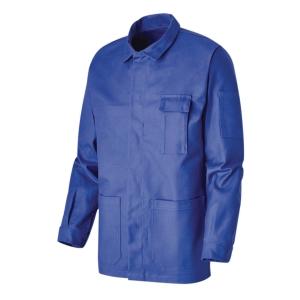 Veste de travail New Pilot en 100% coton bleu Bugatti taille 1