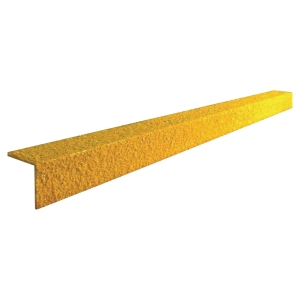 Nez de marche COBAGRiP antidérapant 1m x 55 mm jaune